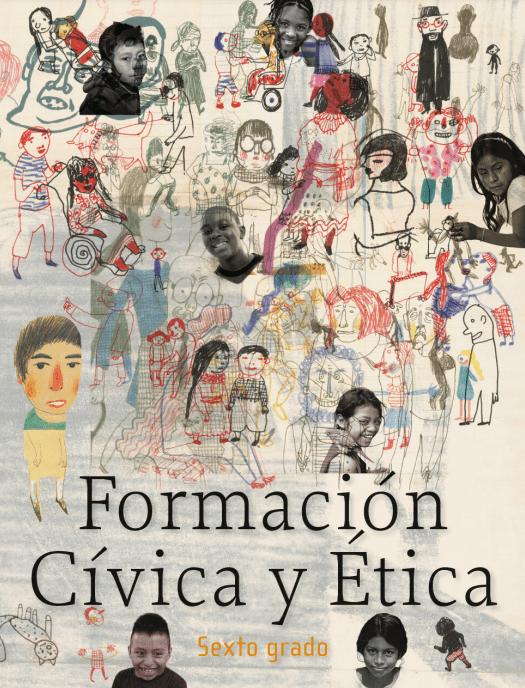 Libro de formación cívica y ética 6 grado | Leer y descargar pdf