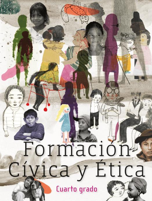 Libro de formación cívica y ética 4 grado | Leer y descargar PDF