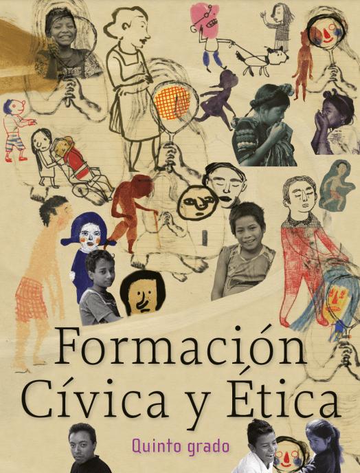 Libro de formación cívica y ética 5 grado | Leer y descargar PDF
