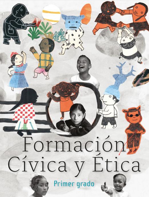 Libro de formación cívica y ética primer grado | Leer y descargar PDF