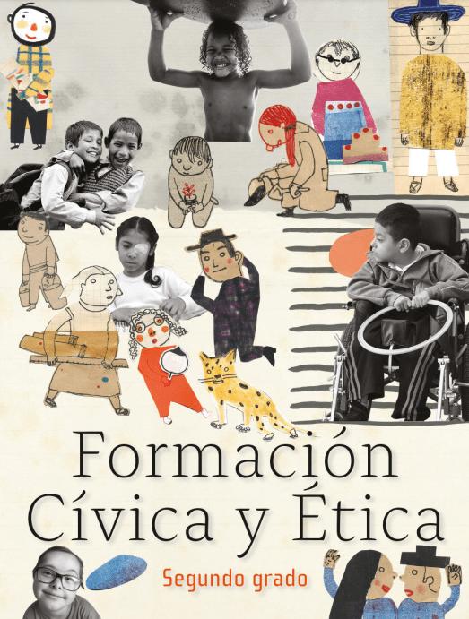 Libro de formación cívica y ética segundo grado | Leer y descargar PDF