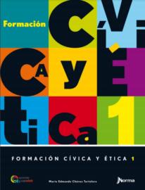 Libro de formación cívica y ética 1 de secundaria | Leer y descargar PDF