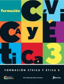 Libro de formación cívica y ética 3 de secundaria | Leer y descargar PDF